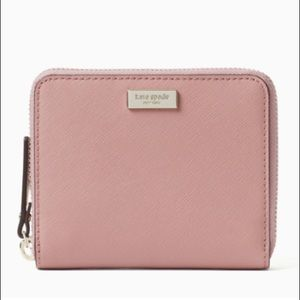 Kate Spade Laurel Way Darci ZIp-Around Wallet, NWT